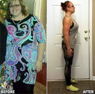 56 κιλά πριν και μετά