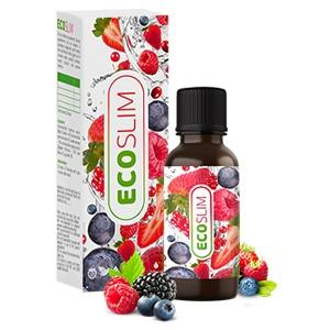 Το μπουκάλι με τις σταγόνες Eco Slim