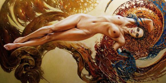 """Πίνακας """"Golden Dawn"""""""