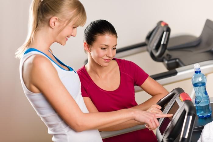 Πρόγραμμα fitness