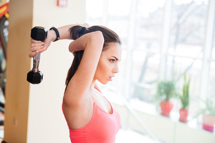 Το σώμα προσαρμόζεται στην γυμναστική